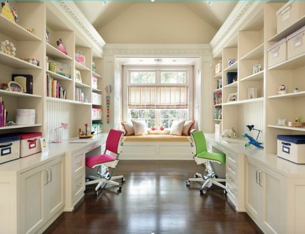10 Study Room Ideas to Inspire Your Kid's Very Own