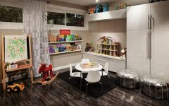 How to turn Your Basement into a Hip Kids Play Room