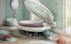 kids bedroom ideas 10 Kids Bedroom Ideas That Will Make You Wish to Be a Kid Again mermaid bed circu magical furniture 1 240x150