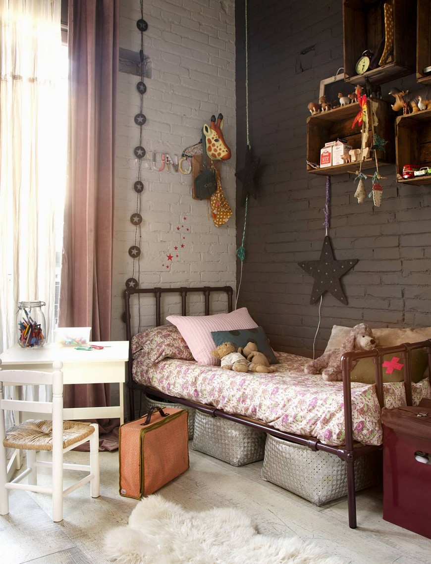 7 Industrial Kids Bedroom Designs To Impress Your Little Hipster industrial kids bedroom 7 Industrial Kids Bedroom Designs To Impress Your Little Hipster 7 Industrial Kids Bedroom Designs To Impress Your Little Hipster 5