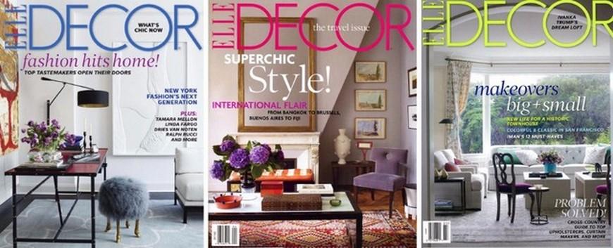 Meet The World's Best Interior Design Magazines to get Inspired