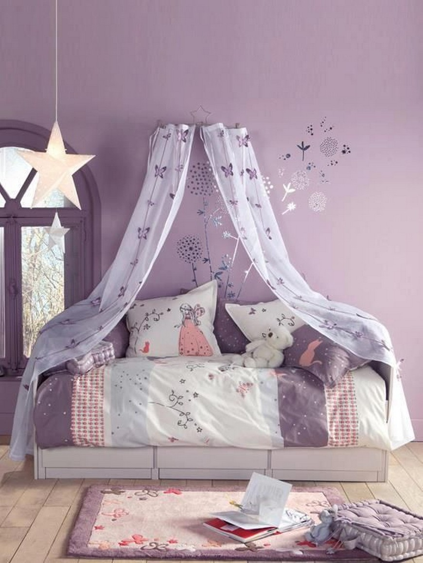 Teenage Girl Bedroom Ideas - Let Purple Rain on their Decor teenage girl bedroom ideas Teenage Girl Bedroom Ideas – Let Purple Rain on their Decor Teenage Girl Bedroom Ideas Let Purple Rain on their Decor 4