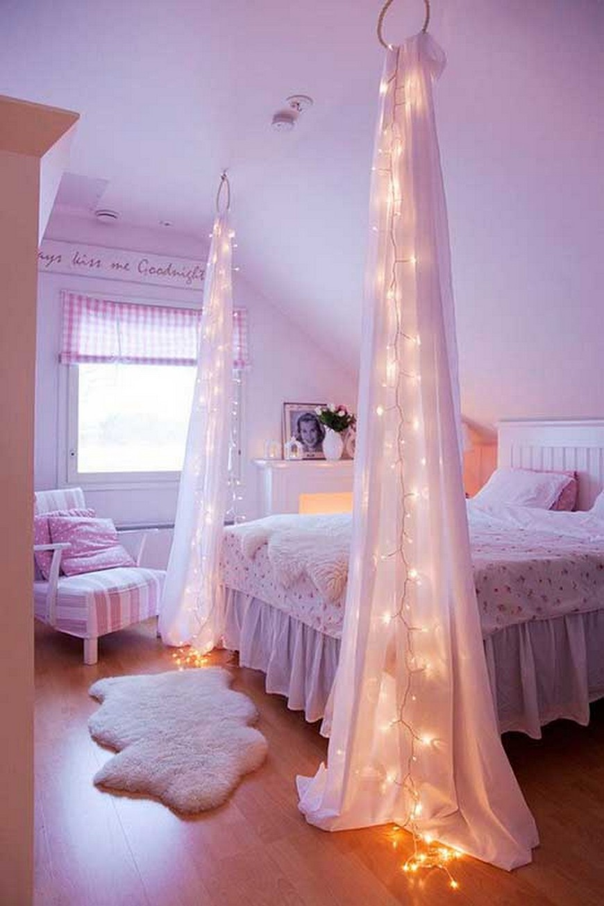 Teenage Girl Bedroom Ideas Let Purple Rain On Their Decor Kids Bedroom Ideas