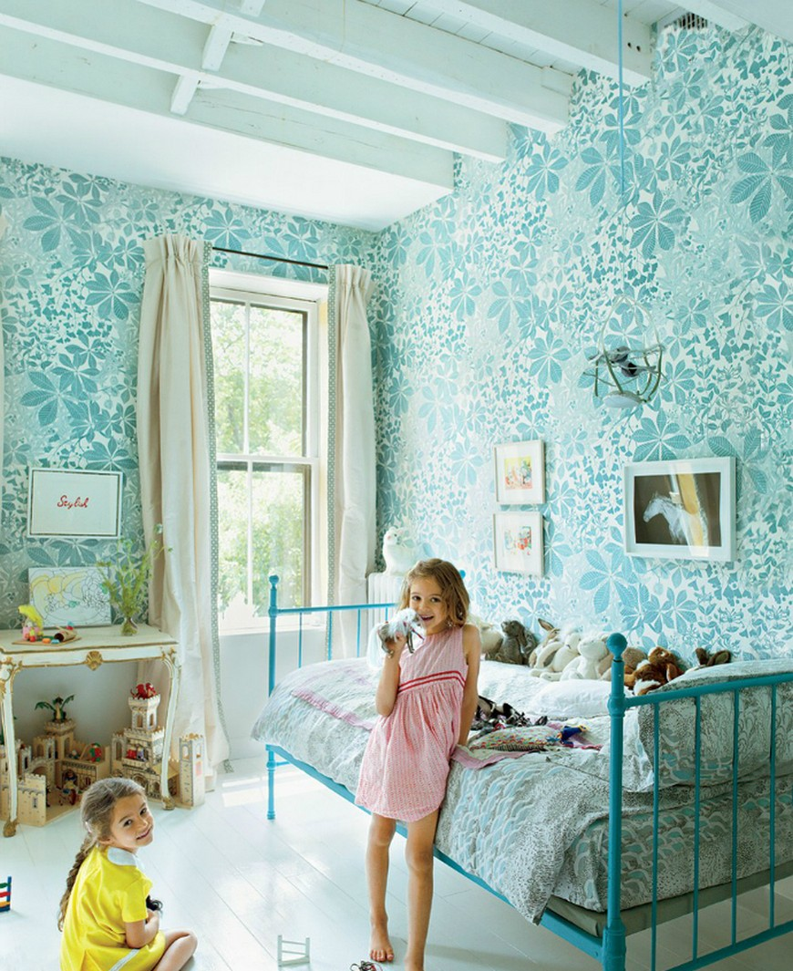 Floral Kids Bedroom Decor Is one of the Strongest Spring Trends 2019 Spring Trends 2019 Floral Kids Bedroom Decor Is one of the Strongest Spring Trends 2019 Floral Kids Bedroom Decor Is one of the Strongest Spring Trends 2019 10