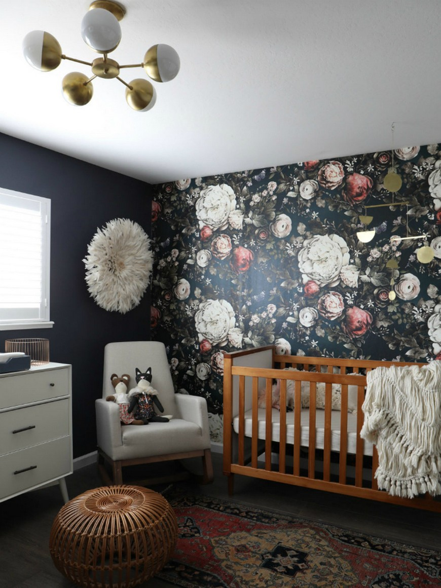 Floral Kids Bedroom Decor Is one of the Strongest Spring Trends 2019 Spring Trends 2019 Floral Kids Bedroom Decor Is one of the Strongest Spring Trends 2019 Floral Kids Bedroom Decor Is one of the Strongest Spring Trends 2019 3