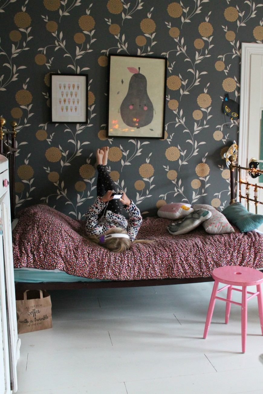 Floral Kids Bedroom Decor Is one of the Strongest Spring Trends 2019 Spring Trends 2019 Floral Kids Bedroom Decor Is one of the Strongest Spring Trends 2019 Floral Kids Bedroom Decor Is one of the Strongest Spring Trends 2019 5