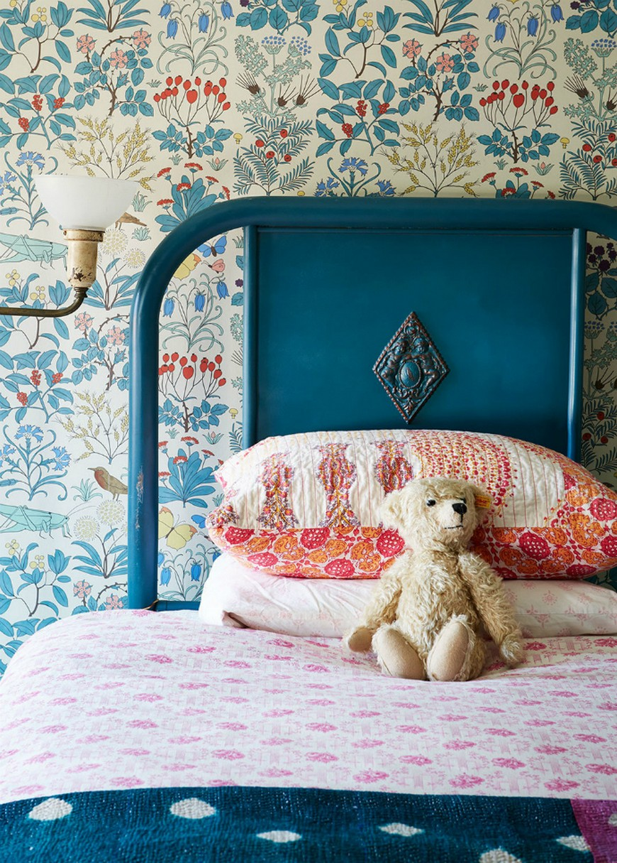 Floral Kids Bedroom Decor Is one of the Strongest Spring Trends 2019 Spring Trends 2019 Floral Kids Bedroom Decor Is one of the Strongest Spring Trends 2019 Floral Kids Bedroom Decor Is one of the Strongest Spring Trends 2019 8