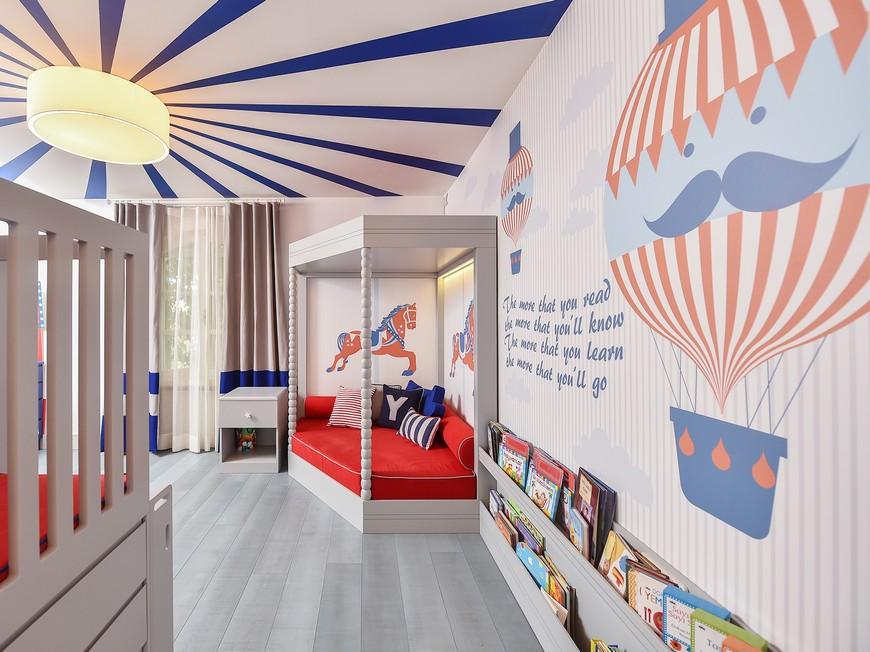 Interior Design Ideas - A Themed Kids Bedroom Project by Crocodily Interior Design Ideas Interior Design Ideas - A Themed Kids Bedroom Project by Crocodily Interior Design Ideas A Themed Kids Bedroom Project by Crocodily 1