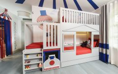 Interior Design Ideas - A Themed Kids Bedroom Project by Crocodily