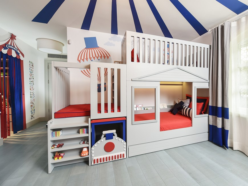 Interior Design Ideas A Themed Kids Bedroom Project By Crocodily