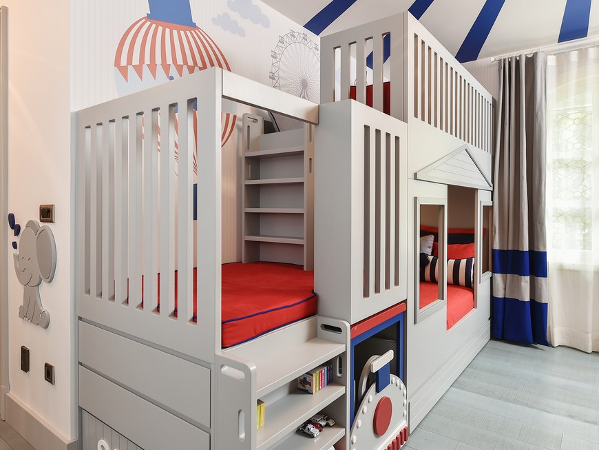 Interior Design Ideas - A Themed Kids Bedroom Project by Crocodily Interior Design Ideas Interior Design Ideas - A Themed Kids Bedroom Project by Crocodily Interior Design Ideas A Themed Kids Bedroom Project by Crocodily 4