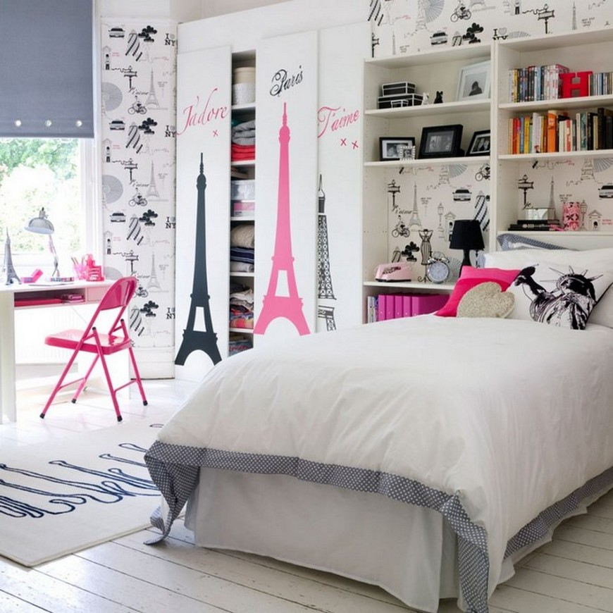 5 Awesome Girls Bedroom Ideas For this Spring girls bedroom ideas 5 Awesome Girls Bedroom Ideas For this Spring 5 Awesome Girls Bedroom Ideas For this Spring 3
