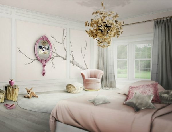 5 Modern Chandeliers Ideas to Upgrade Your Kids Bedroom Decor