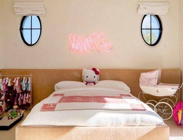 Celebrity Kids Bedrooms - Penelope Disick's Dreamy Decor Celebrity Kids Bedrooms Celebrity Kids Bedrooms – Penelope Disick's Dreamy Decor Celebrity Kids Bedrooms Penelope Disicks Dreamy Decor 1 600x460