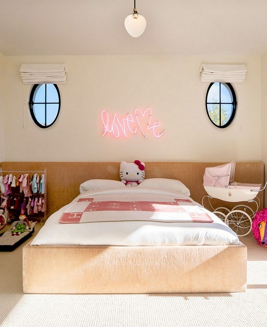 Celebrity Kids Bedrooms - Penelope Disick's Dreamy Decor Celebrity Kids Bedrooms Celebrity Kids Bedrooms – Penelope Disick's Dreamy Decor Celebrity Kids Bedrooms Penelope Disicks Dreamy Decor 1