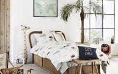 Kids Bedroom Trends - H&M Home's Safari Themed Bedroom Furniture