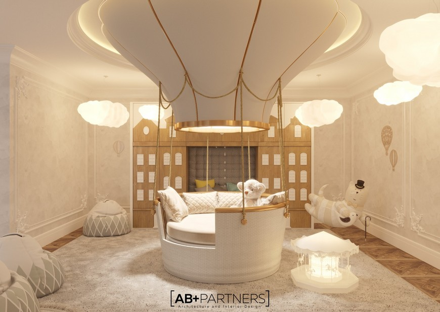 Interior Design - A Luxury Villa in London with a Luxury Nursery interior design Interior Design – A Luxury Villa in London with a Luxury Nursery Interior Design A Luxury Villa in London with a Luxury Nursery 2