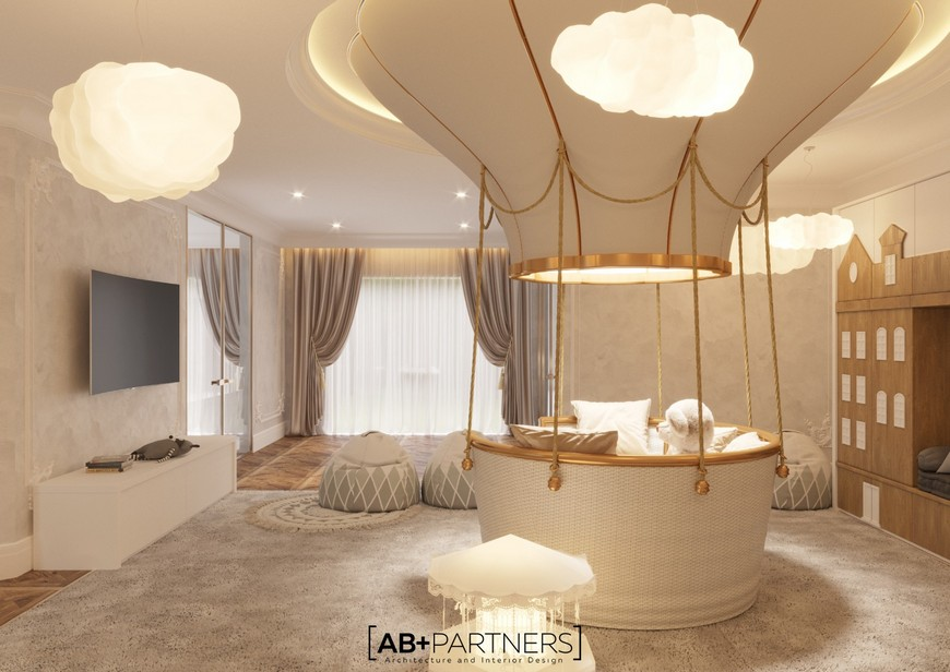 Interior Design - A Luxury Villa in London with a Luxury Nursery interior design Interior Design – A Luxury Villa in London with a Luxury Nursery Interior Design A Luxury Villa in London with a Luxury Nursery 3