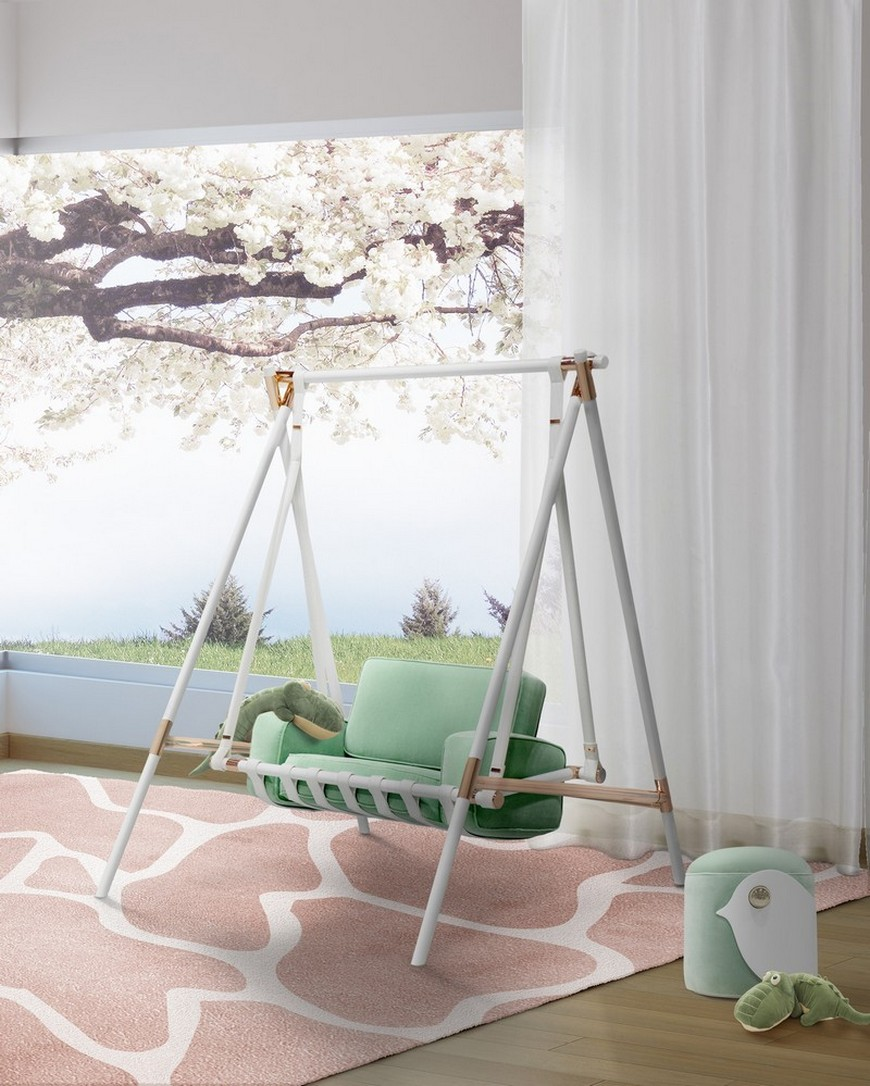 Interior Design Trends 2019 - Make Way for Neo Mint