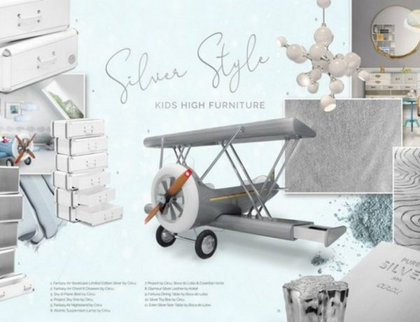 Kids Bedroom Trends 2019 - Silver is the Way to Go kids bedroom trends 2019 Kids Bedroom Trends 2019 – Silver is the Way to Go Kids Bedroom Trends 2019 Silver is the Way to Go 2 600x460