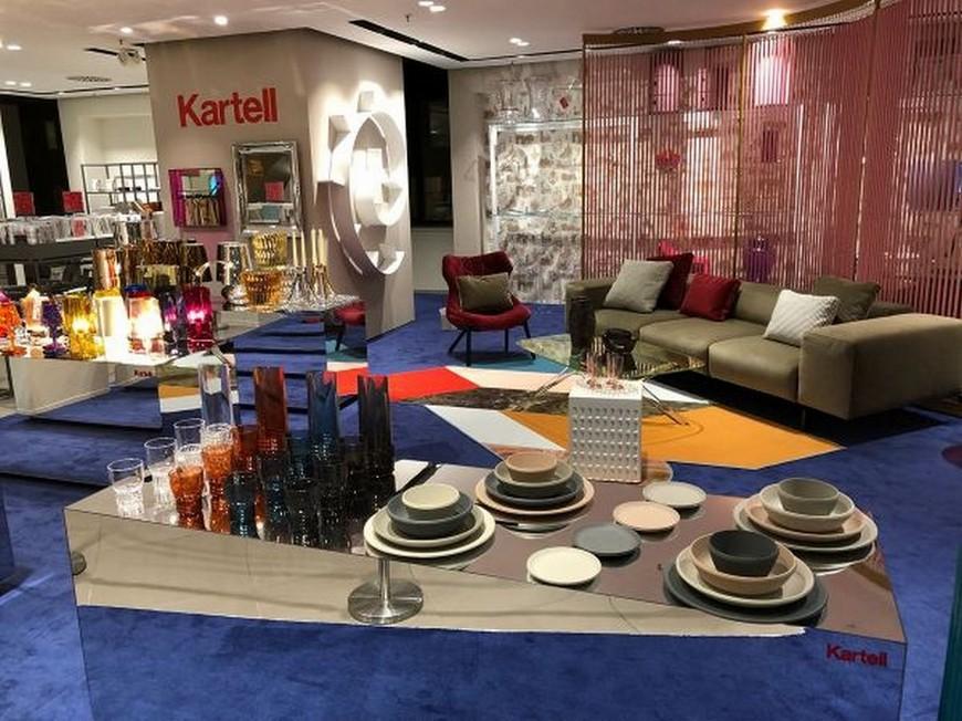 milan design week Milan Design Week – Kartell Celebrates its 70th Birthday Milan Design Week Kartell Celebrates its 70th Birthday 7