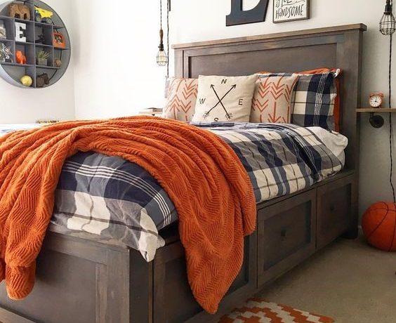 How to create a cool boy's bedroom bedroom Bedroom Ideas – the Perfect Boys Bedroom Cool Boys Bedroom 564x460