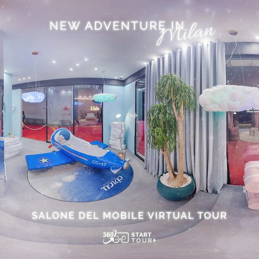 Isaloni 2019 - It's Time to Take a Virtual Tour Through Circu's Stand isaloni 2019 Isaloni 2019 – It's Time to Take a Virtual Tour Through Circu's Stand Isaloni 2019 Its Time to Take a Virtual Tour Through Circus Stand 5