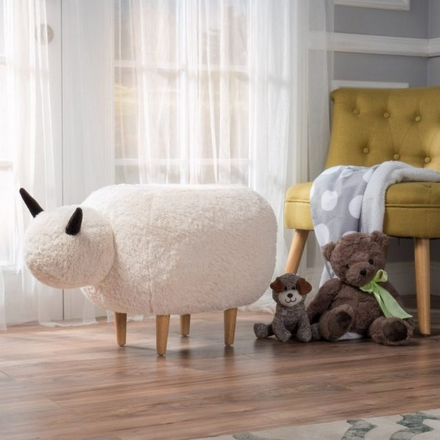 Kids Bedroom Trends 2019 - Animal-Shaped Setees kids bedroom trends 2019 Kids Bedroom Trends 2019 – Animal-Shaped Setees Kids Bedroom Trends 2019 Animal Shaped Setees 4