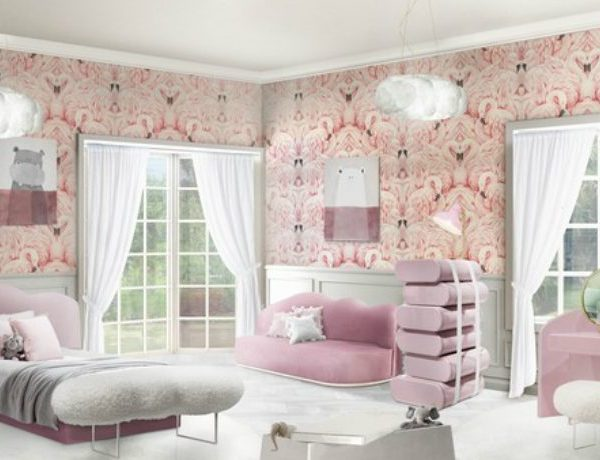 kids bedroom decor Kids Bedroom Decor – The Best Sofas to Complete Their Bedroom Summer Trends 2019 What You Should Add to Your Kids Bedroom 2 1 870x460 600x460