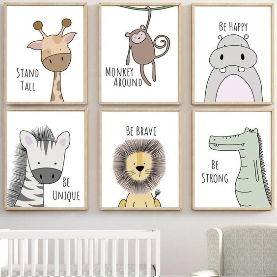 Wall Decor Ideas for Kids creative Creative Wall Decor Ideas that your Kids will love pics