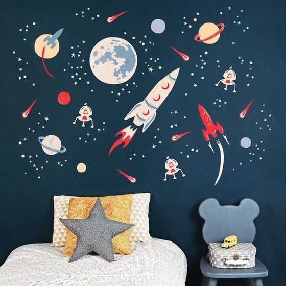 Wall Decor Ideas for Kids creative Creative Wall Decor Ideas that your Kids will love wallpaper 1