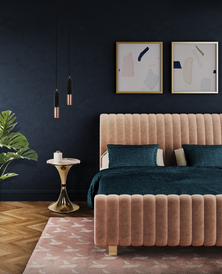 Interior Design Trends 2019 - The Fluid Shapes are Here to Stay interior design trends 2019 Interior Design Trends 2019 – The Fluid Shapes are Here to Stay Fabinteriors Studio in India Creates Some Dreamy Kids Rooms 1 1