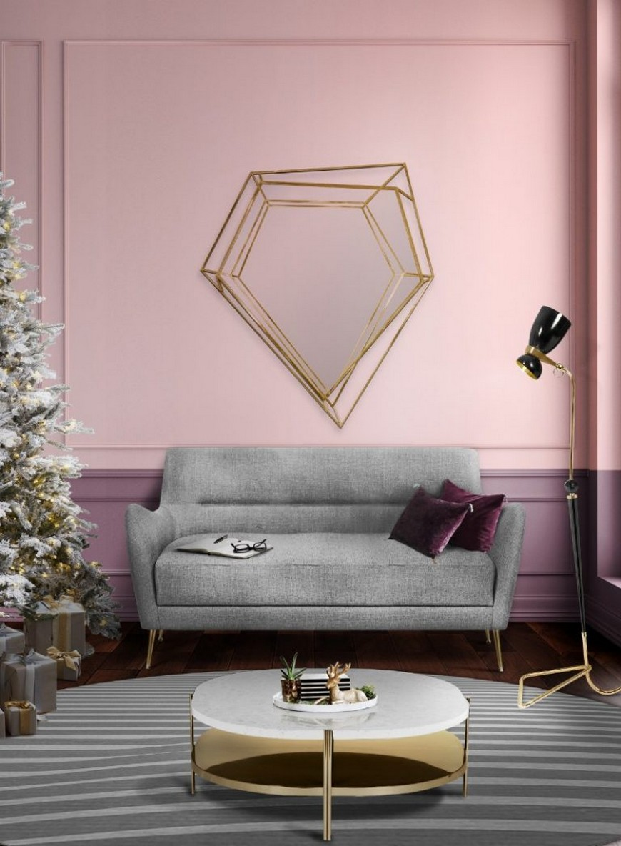Interior Design Trends 2019 - The Fluid Shapes are Here to Stay interior design trends 2019 Interior Design Trends 2019 – The Fluid Shapes are Here to Stay Fabinteriors Studio in India Creates Some Dreamy Kids Rooms 2 1