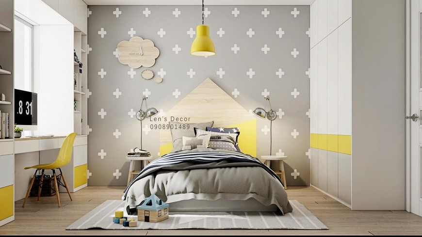Kids Bedroom Decor Ideas - Time to go Yellow kids bedroom decor ideas Kids Bedroom Decor Ideas – Time to go Yellow Kids Bedroom Decor Ideas Time to go Yellow 2