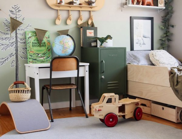 kids bedroom trends 2019 Kids Bedroom Trends 2019 – Jungle and Dinosaurs Kids Bedroom Trends 2019 Jungle and Dinossaurs 1 600x460