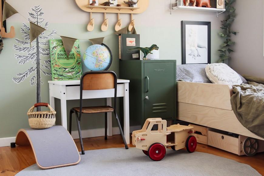 kids bedroom trends 2019 Kids Bedroom Trends 2019 – Jungle and Dinosaurs Kids Bedroom Trends 2019 Jungle and Dinossaurs 1