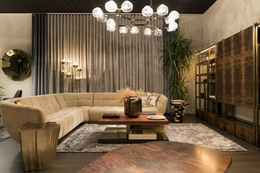 luxury furniture brands Luxury Furniture Brands not to miss at ICFF 2019 Luxury Furniture Brands not to miss at ICFF 2019 1