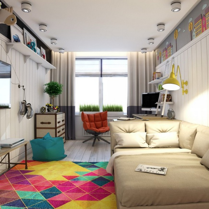 Teen Bedroom Ideas - 4 Bedrooms Perfect for Creative Youngsters teen bedroom ideas Teen Bedroom Ideas – 4 Bedrooms Perfect for Creative Youngsters Teen Bedroom Ideas 4 Bedrooms Perfect for Creative Youngsters 2