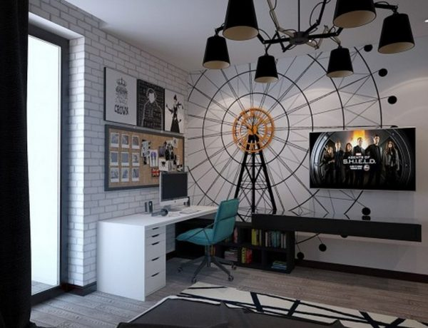 Teen Bedroom Ideas - 4 Bedrooms Perfect for Creative Youngsters teen bedroom ideas Teen Bedroom Ideas – 4 Bedrooms Perfect for Creative Youngsters Teen Bedroom Ideas 4 Bedrooms Perfect for Creative Youngsters 3 600x460