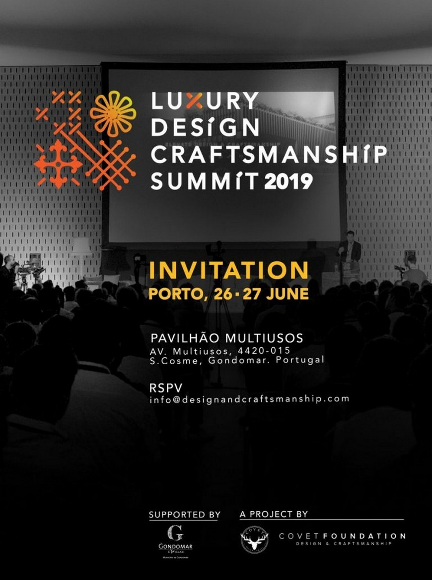 luxury design and craftsmanship summit The 2nd Edition of the Luxury Design and Craftsmanship Summit is Here The 2nd Edition of the Luxury Design and Craftsmanship Summit is Here 3