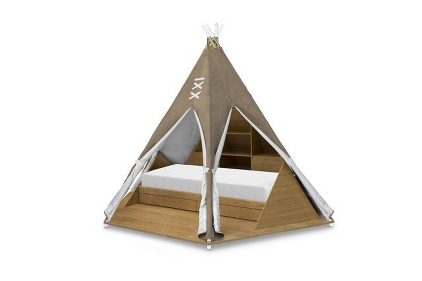 Decor for Kids Ideas - Teepee Bed is Circu's Product of the Week decor for kids ideas Decor for Kids Ideas – Teepee Bed Will Take Over 2020 Decor for Kids Ideas Teepee Bed is Circus Product of the Week 2