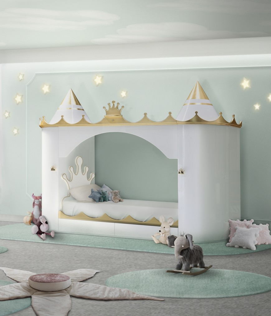 kids bedroom furniture Kids Bedroom Furniture – A Castle Bed Worthy of Royalty Kids Bedroom Furniture A Castle Bed Worthy of Royalty 1