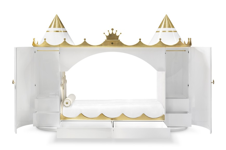 Kids Bedroom Furniture - A Castle Bed Worthy of Royalty  kids bedroom furniture Kids Bedroom Furniture – A Castle Bed Worthy of Royalty Kids Bedroom Furniture A Castle Bed Worthy of Royalty 5