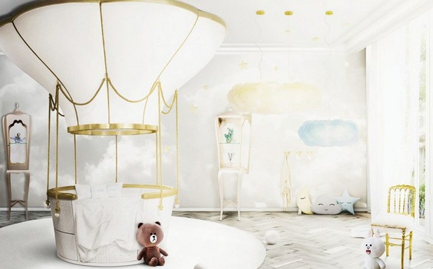 Kids Bedroom Ideas Kids Bedroom Ideas The Bed That is Melting Instagrams Heart 1 870x540