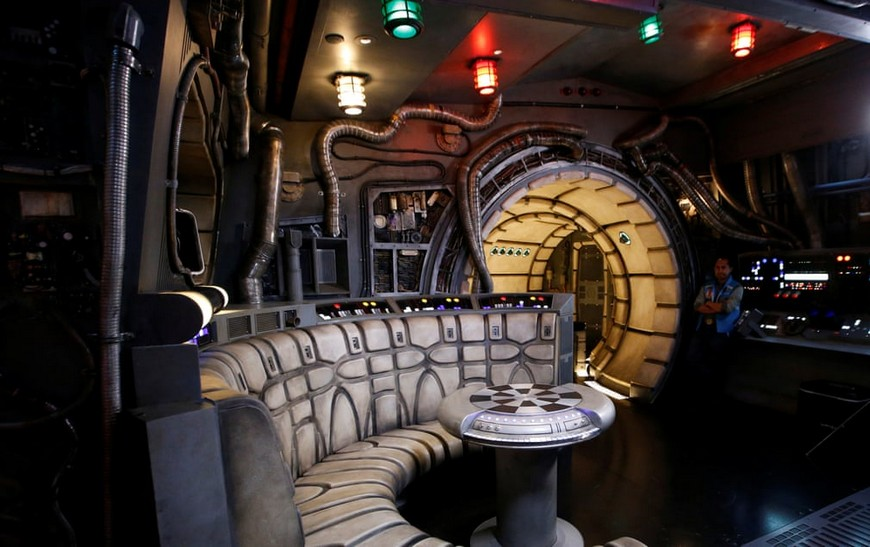 star wars: galaxy's edge Star Wars: Galaxy's Edge – The New Disney's Theme Park Star Wars Galaxys Edge The New Disneys Theme Park 1