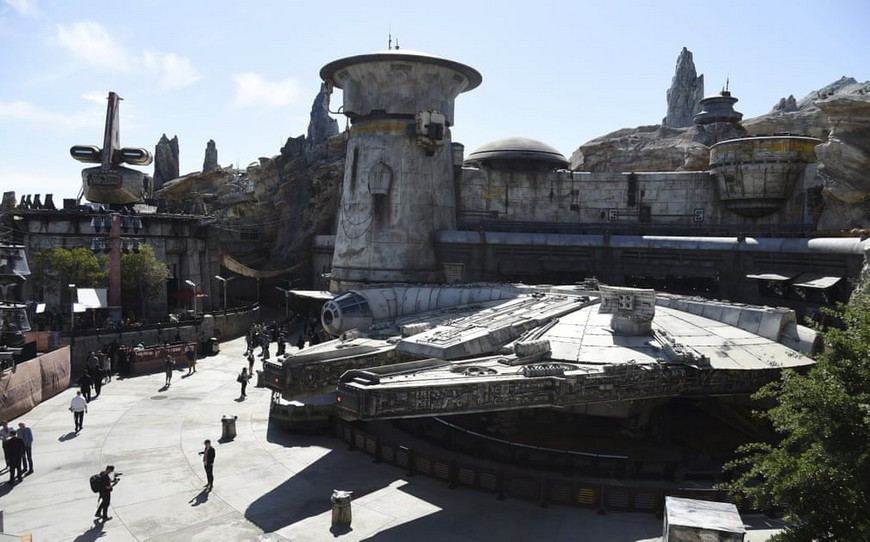star wars: galaxy's edge Star Wars: Galaxy's Edge – The New Disney's Theme Park Star Wars Galaxys Edge The New Disneys Theme Park 6