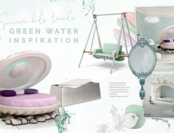 kids bedroom trends 2019 Kids Interior Design Trends 2019 – Green Water Furniture Kids Interior Design Trends 2019 Green Water Furniture 4 600x460