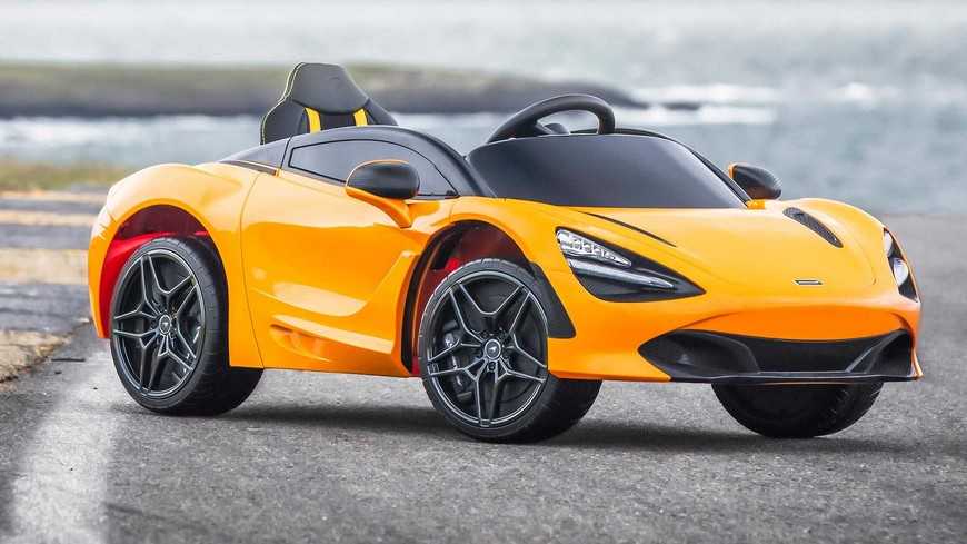 mclaren McLaren Launches 720S Model for Kids McLaren Launches 720S Model for Kids 1
