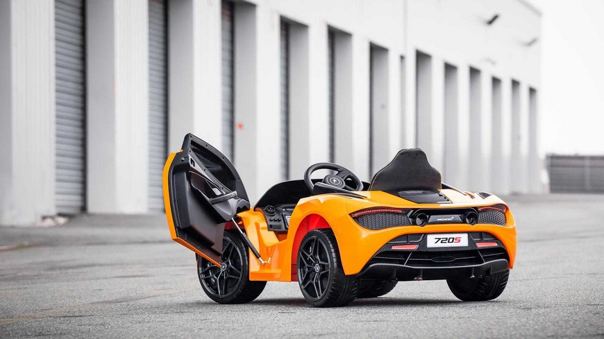mclaren McLaren Launches 720S Model for Kids McLaren Launches 720S Model for Kids 2