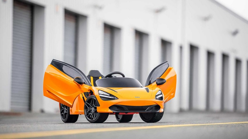 mclaren McLaren Launches 720S Model for Kids McLaren Launches 720S Model for Kids 3